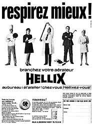Marque Hellix 1970