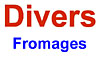 Logo marque ZDivers Fromages