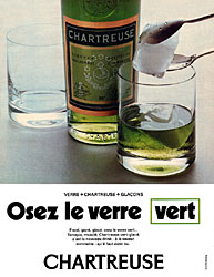 Marque Chartreuse 1969