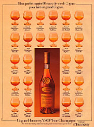 Marque Hennessy 1978