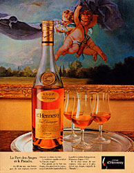 Marque Hennessy 1981