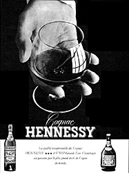 Marque Hennessy 1960