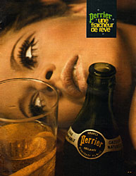 Marque Perrier 1968