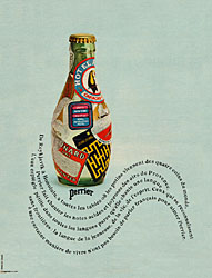 Marque Perrier 1970