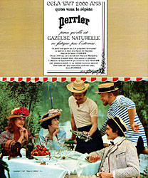 Marque Perrier 1972