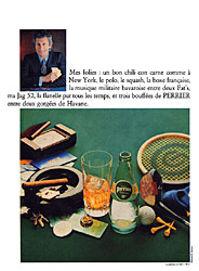 Marque Perrier 1980