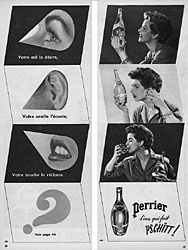 Marque Perrier 1952
