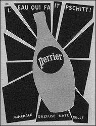 Marque Perrier 1953