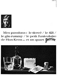 Marque Perrier 1966