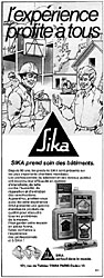 Marque Sika 1981