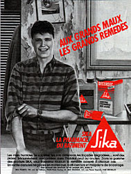 Marque Sika 1986