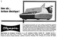 Marque Olympia 1963