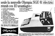 Marque Olympia 1964