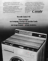 Marque Candy 1972