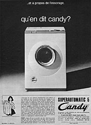 Marque Candy 1965