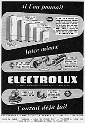 Marque Electrolux 1954