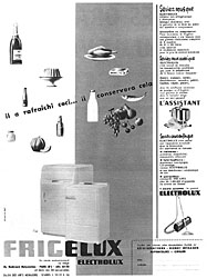 Marque Electrolux 1956