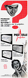 Marque Pied Selle 1958