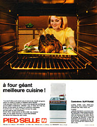 Marque Pied Selle 1968
