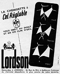 Marque Lordson 1953