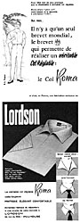 Marque Lordson 1956