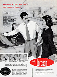 Marque Lordson 1958