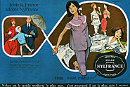 Marque Nylfrance 1960