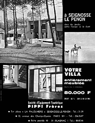 Marque Programmes Immobiliers 1969