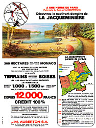 Marque Programmes Immobiliers 1970