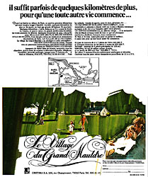 Marque Programmes Immobiliers 1973
