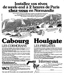 Marque Programmes Immobiliers 1974
