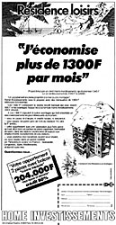 Marque Programmes Immobiliers 1980