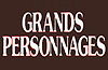 Logo marque Grands Personnages