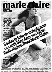 Marque Marie Claire 1978