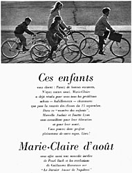 Marque Marie Claire 1959