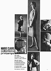 Marque Marie Claire 1961