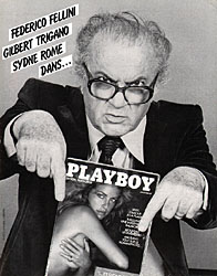 Publicité Play Boy 1980