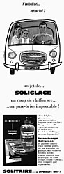 Marque Solitaire 1960