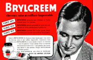 Marque Brylcreem 1953
