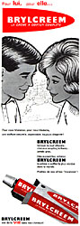 Marque Brylcreem 1962