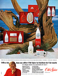 Marque Old Spice 1965