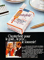 Marque Chesterfield 1968