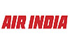 Logo marque Air India